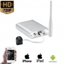 IP WIFI Mini HD 720P Pinhole Camera NVR