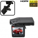 HD 1080P Dashboard Camera DVR LCD