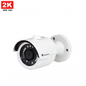 IP Camera Mini IR Bullet 4MP 2K POE