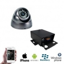 1x PREMIUM Mini Dome Camera IP DVR