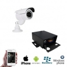 1x PREMIUM IR Camera IP DVR