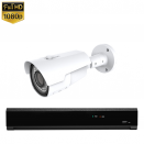 1x IR IP Camera 1080P POE Bekabeld