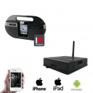 1x Draadloze Ipod Dock Camera DVR
