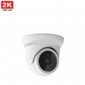 IP Camera Mini Dome 4MP 2K POE