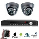 2x Mini Dome Camera Set PREMIUM