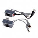 Camera Video Audio Voeding UTP Balun