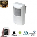 WIFI Bewegingsmelder IP Camera 720P HD