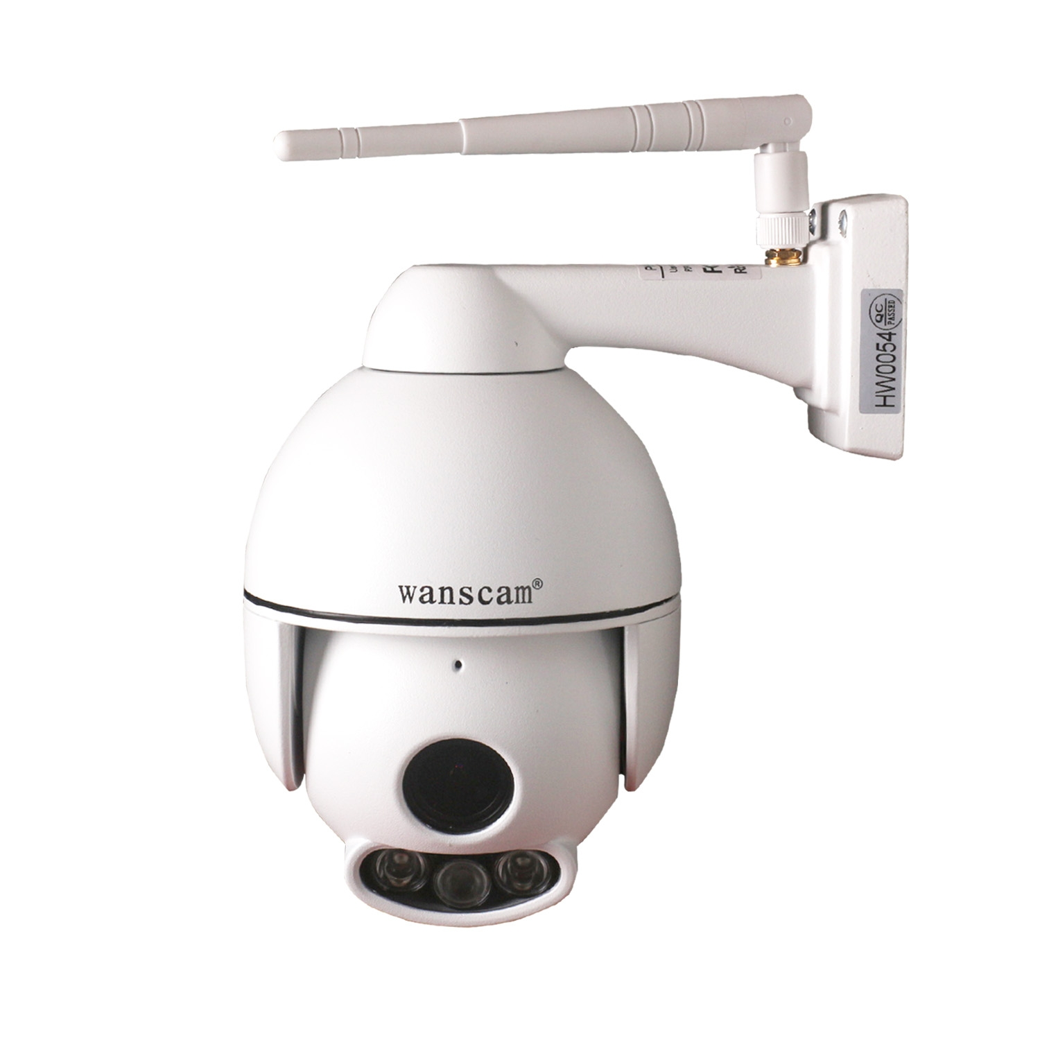 "WIFI IP Camera HD 5x Zoom Opname Functie 1080P <span class=""smallText"">[SC3738]</span>"