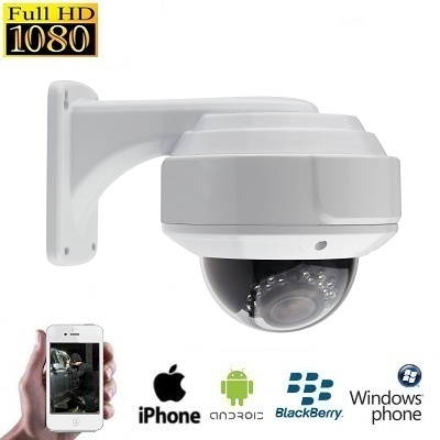 IP Dome Camera HD 1080P Beugel