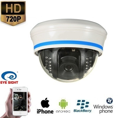 WIFI IP Dome Camera Wit HD