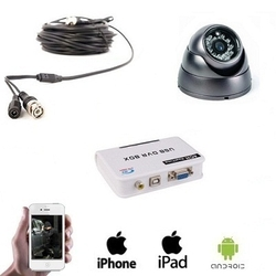 1x PREMIUM Mini Dome USB Recorder